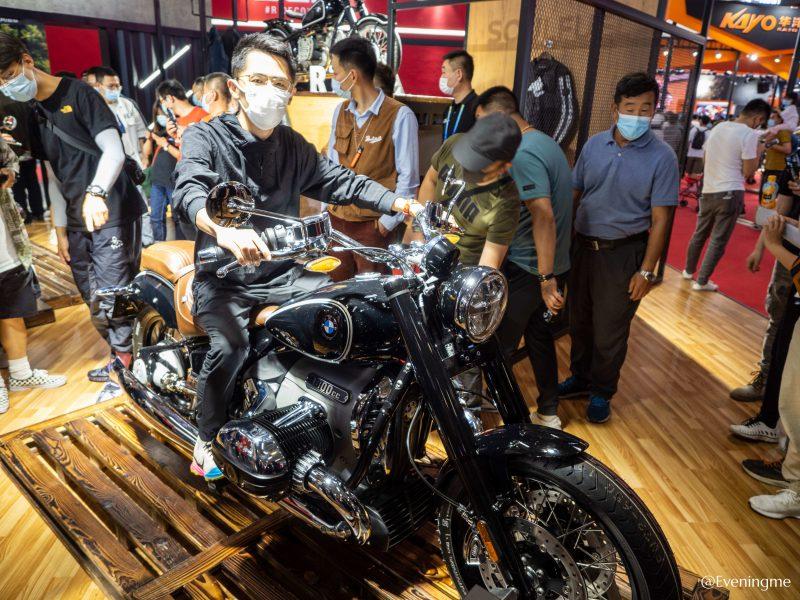 聊聊2021北京摩托车展的体会缩略图
